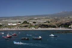 playa SAN λιμενικού Juan Στοκ Φωτογραφίες