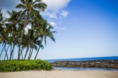 Playa secreta Fotografía de archivo libre de regalías