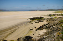 Playa sin fin Imagenes de archivo