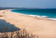 Playa sin fin Fotografía de archivo