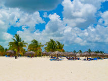 Playa Sirena (Cayo Largo, Cuba, Caribbeans). Playa Sirena beach in Cayo Largo, Cuba (Caribbeans Royalty Free Stock Photography