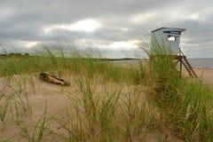 Playa solitaria - San Jose - Uruguay Royaltyfri Fotografi
