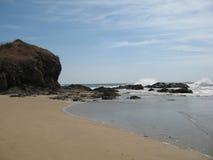 Playa stora Costa Rica Royaltyfri Bild