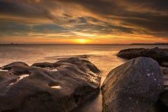 Playa Sydney, Australia del perouse del La Imagen de archivo