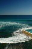 Playa Sydney de Bondi Fotografía de archivo libre de regalías