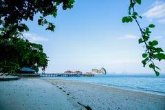 Playa Tailandia Fotos de archivo
