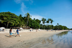 Playa Tamarindo Royalty Free Stock Image