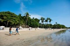 Playa Tamarindo Royaltyfri Bild