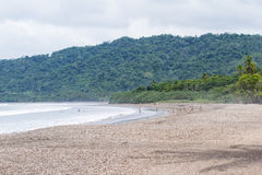 Playa Tambor, Κόστα Ρίκα Στοκ φωτογραφία με δικαίωμα ελεύθερης χρήσης