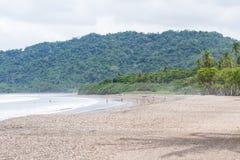 Playa Tambor, Коста-Рика Стоковые Изображения RF