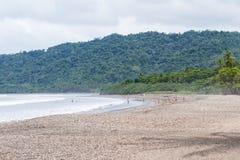 Playa Tambor, Коста-Рика Стоковая Фотография RF