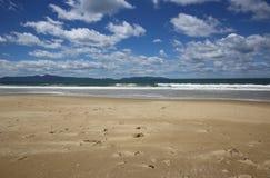 Playa tasmana Imagen de archivo