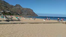 Playa teresitas de Las Zdjęcia Royalty Free
