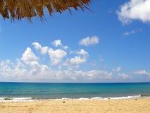 Playa tropical Imagen de archivo
