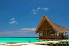 Playa tropical Fotografía de archivo libre de regalías