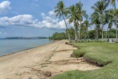 Playa tropical de Prk imagen de archivo libre de regalías