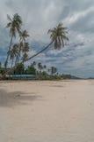 Playa tropical en Tailandia Imágenes de archivo libres de regalías