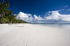 Playa tropical hermosa Imagen de archivo libre de regalías