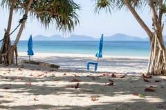 Playa tropical hermosa Fotografía de archivo libre de regalías