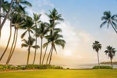 Playa tropical hermosa Foto de archivo