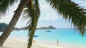Playa tropical - Langkawi metrajes
