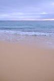 Playa tropical Oahu Hawaii del paraíso fotografía de archivo