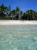 Playa Unspoiled de Kolova fotos de archivo