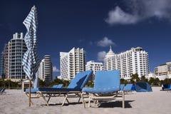 Playa vacía Fotos de archivo libres de regalías