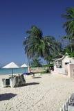 Playa vacía Fotografía de archivo
