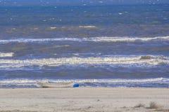 Playa vacía Imagen de archivo libre de regalías