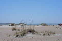 Playa vacante Imagen de archivo libre de regalías
