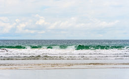 Playa Venao (παραλία στον Παναμά στην ειρηνική πλευρά) Στοκ Εικόνες