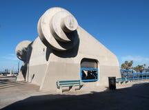 Playa Venecia California del músculo Imagen de archivo libre de regalías