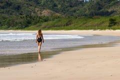 Playa Ventanas, Κόστα Ρίκα Στοκ Εικόνες
