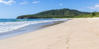 Playa Ventanas, Κόστα Ρίκα Στοκ φωτογραφίες με δικαίωμα ελεύθερης χρήσης
