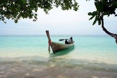 Playa XIII de Andaman foto de archivo