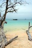 Playa XVIII de Andaman imagen de archivo libre de regalías
