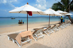 Playa XXV de Andaman Foto de archivo