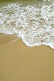 Playa y mar Imagenes de archivo