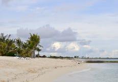 Playa y ninguna gente Fotos de archivo libres de regalías