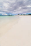 Playa Zanzíbar de Paradice Imágenes de archivo libres de regalías
