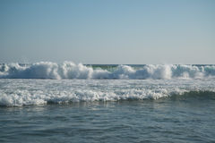 Playa Zipolite, playa en México Imagenes de archivo