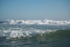 Playa Zipolite, spiaggia nel Messico fotografia stock libera da diritti