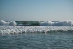 Playa Zipolite, strand i Mexico Royaltyfria Bilder