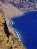 Playas, νησί Hierro Στοκ Φωτογραφίες