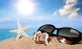 Playas Foto de archivo libre de regalías
