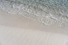 Playas blancas fotografía de archivo libre de regalías