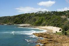 Playas costeras imagenes de archivo