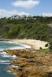 Playas costeras imagen de archivo