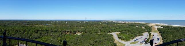 Playas de Outer Banks Fotos de archivo libres de regalías